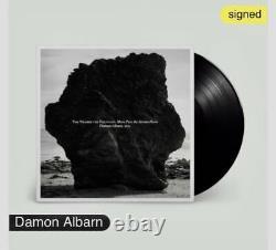 SIGNED Damon Albarn Nearer the Fountain More Pure the Stream Flows VINYL LP