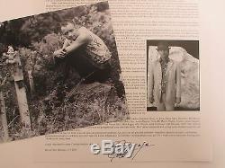 SIGNED David Tibet- CURRENT 93 RED VINYL Limited Perdition 8-LP+7 Set VOD 74/75