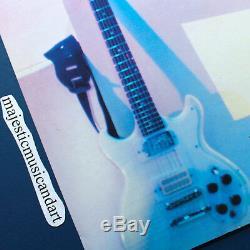 SIGNED JOAN JETT 1ST ALBUM VINYL LP with THE SEX PISTOLS 1ST PRESSING EX RUNAWAYS