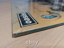 SIGNED Oasis Definitely Maybe SEALED CREATION Press Vinyl OFFERS