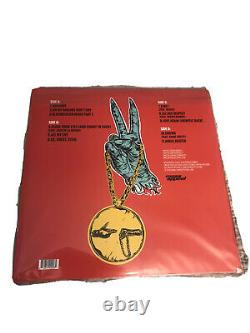 SIGNED RTJ2 LP by Run the Jewels (Vinyl, Oct-2014, Mass Appeal)