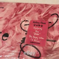 SIGNED x4 Garbage Vinyl Shirley Manson Duke Erikson Butch Vig Pulp Oasis Nirvana