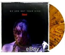 SLIPKNOT WANYK Limited Edition Autographed By Clown Colored Vinyl Preorder RARE