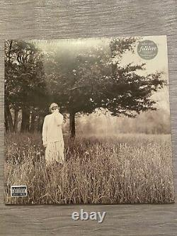 SOLD OUT, All 8 TAYLOR SWIFT FOLKLORE VINYLS & SIGNED CD, RARE USA MARBLE