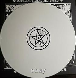 Satanic Warmaster Strength & Honour WHITE LP SIGNED! Goatmoon Vothana Absurd OOP