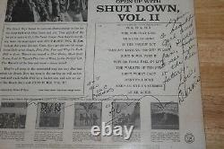 Shut Down Volume 2 by The Beach Boys T 2027. Signed Copy