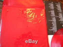 Signed-autograph- Mint Promo Deftones Lp- White Pony-red Vinyl-pro A-100174