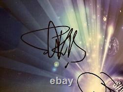 Silverchair Across The Night Signed Vinyl Record Autograph Rare Daniel Johns