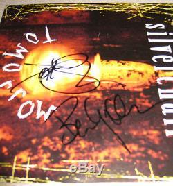 Silverchair Tomorrow Rare Ep 733 Vinyl Record Pic Slv'94 Signed/autograph