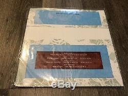Silversun Pickups Widows Weeds Pink & Blue Vinyl 2LP x/500 Signed Insert