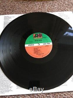Skid Row Fully Signed 1989 Vinyl LP Sebastian Bach Rock Metal Autographed