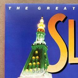 Slick Rick Signed The Great Adventures Of Vinyl 12 Rap Record 2x LP Autograph