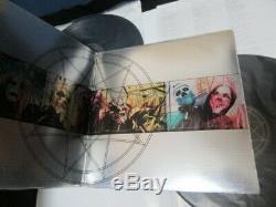 Slipknot Iowa US Double Vinyl LP with Poster Signed Copy