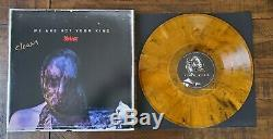 Slipknot We Are Not Your Kind Exclusive RARE Whiskey Color 2x Vinyl LP SIGNED