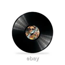 Snoh Aalegra Don't Explain Vinyl Signed Autographed Hand Numbered X/100 Sold Out