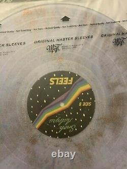 Snoh Aalegra Feels SIGNED & NUMBERED GLITTER Vinyl Record Near Mint /180 #081