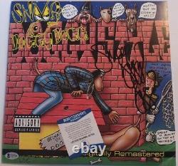 Snoop Dogg DOGGYSTYLE Signed Autographed Hip Hop Vinyl Album BECKETT
