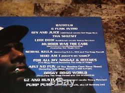 Snoop Dogg Rare Signed Doggystyle Vinyl LP Record Rap Hip Hop Legend + Photo COA