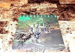 Soundgarden Rare Signed 7 Vinyl Record Store Day The Telephantasm Chris Cornell