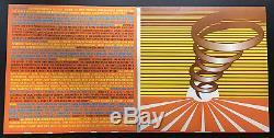 Stereolab Emperor Tomato Ketchup SIGNED glitter vinyl LP w COA! Demillia