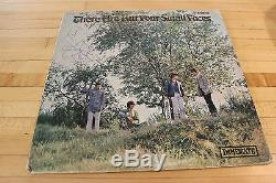 Steve Marriott hand signed There are but four Small Faces vinyl record, RARE