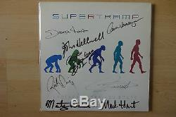 Supertramp full signed LP-Cover Brother Where You Bound Vinyl
