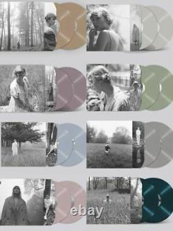TAYLOR SWIFT Folklore, Cardigan, Xmas Vinyl LP & Signed CD MEGA BUNDLE