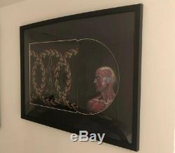 TOOL LATERALUS Record SIGNED by artist Alex Grey FRAMED VINYL Maynard