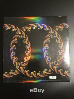 TOOL OFFICIAL Lateralus Signed Autograph Double Vinyl LP WOW
