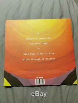 Tame Impala 2008 EP Signed record vinyl Kevin Parker RARE