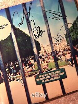 Tame Impala Lonerism X2 LP signed by Kevin and band VG++ REISSUE