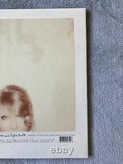 Taylor Swift 1989 Pink Vinyl Signed. Ultra Rare. Only 250 Worldwide. Mint