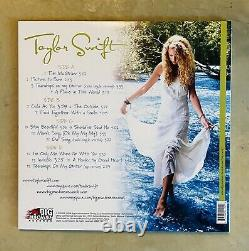 Taylor Swift Authentic Signed Autographed Self Titled Vinyl LP Record