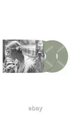 Taylor Swift Folklore Full Set of 9 Limited Edition 2LP Vinyl + Signed CD. Mint