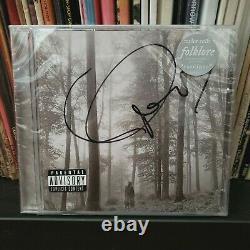 Taylor Swift Folklore Vinyl Set (All 8 Versions) + Signed CD