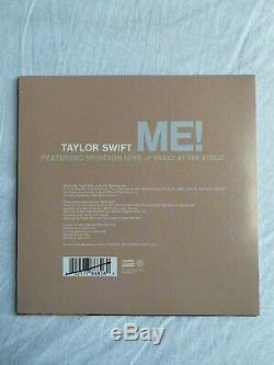 Taylor Swift Signed ME! Vinyl Record Autographed Event Gift