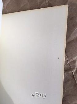 The Consumer Michael Gira RARE Swans Filth LP Vinyl Signed Poster