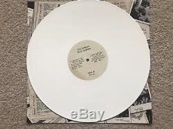 The Damned Evil Spirits Hmv Signed White Vinyl Brand New Limited To 1000