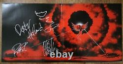 The Offspring Rise And Fall Rage And Grace Autographed Vinyl