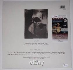 The Pixies Band Signed Surfer Rosa Vinyl Frank Black Kim Deal Autograph Jsa Coa
