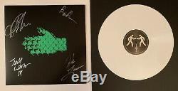 The Raconteurs Signed Help Us Stranger RARE WHITE Vinyl 2019 Jack Autograph