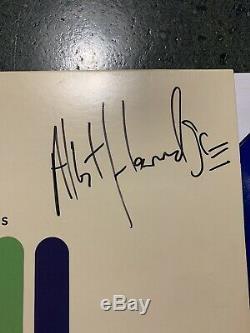 The Strokes Future Present Past Autographed Blue Vinyl Signed Julian Casablancas