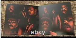 The Weeknd AFTER HOURS SIGNED GATEFOLD with SEALED HOLOGRAPHIC VINYL (RARE OOP)