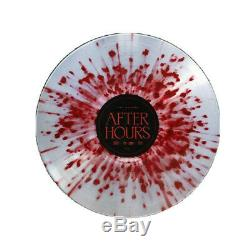 The Weeknd After Hours AUTOGRAPHED SIGNED Vinyl Record Limited Splatter NEW