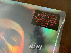 The Weeknd After Hours Vinyl LP (Limited, Holographic, Autographed / Signed)