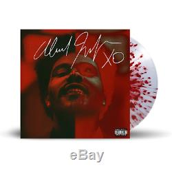 The Weeknd Signed Autograph Autographed After Hours Deluxe Vinyl Record LP