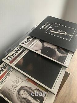 The Weeknd Trilogy FIRST PRESSING Vinyl Signed RARE Limited 500 Copies Globally