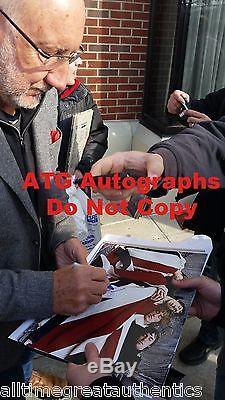 The Who Pete Townshend Roger Daltrey Signed Who's Next Album Vinyl Lp Coa Proof