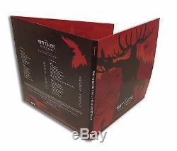 The Witcher III + Hearts of Stone GOTY 3xLP Vinyl Soundtrack SIGNED, 50 Made