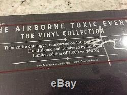 The airborne Toxic Event Signed LmTd Ed Numbered Vinyl Collection Sealed